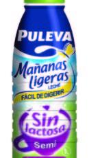 PULEVA - MAÑANAS LIGERAS - Semi - BP 1L